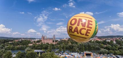 """Es geht weiter! Das 22. """"ONE RACE… HUMAN! – Festival"""